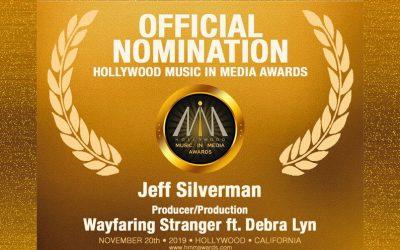 Wayfaring Stranger Receives HMMA Nomination!