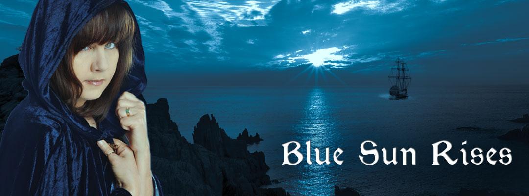 Debra Lyn-Blue Sun Rises