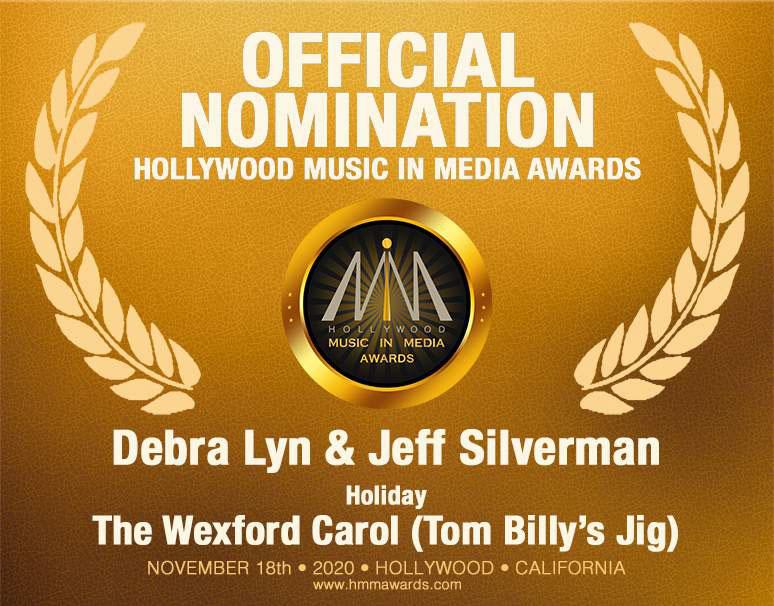 Debra Lyn & Jeff Silverman HMMA Nomination for The Wexford Carol