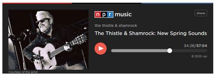 Thistle & Shamrock (#1926)