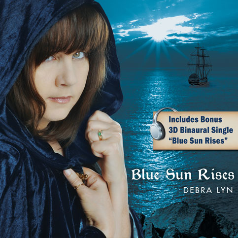 "Debra Lyn's ""Blue Sun Rises"" Re-mastered & Re-released"