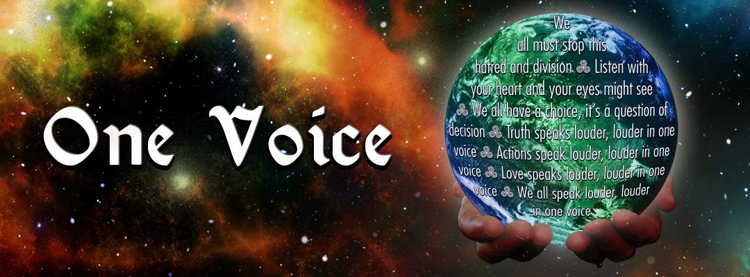 One Voice - Debra Lyn Slide
